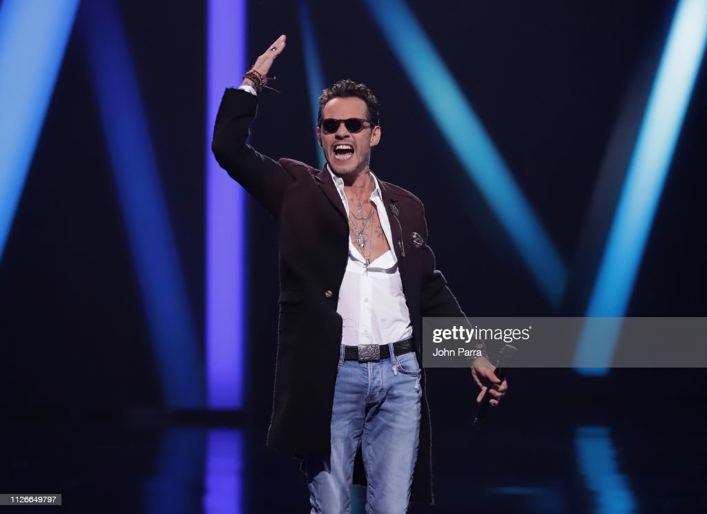 Univision's 31st Edition Of Premio Lo Nuestro A La Musica Latina - Show : News Photo