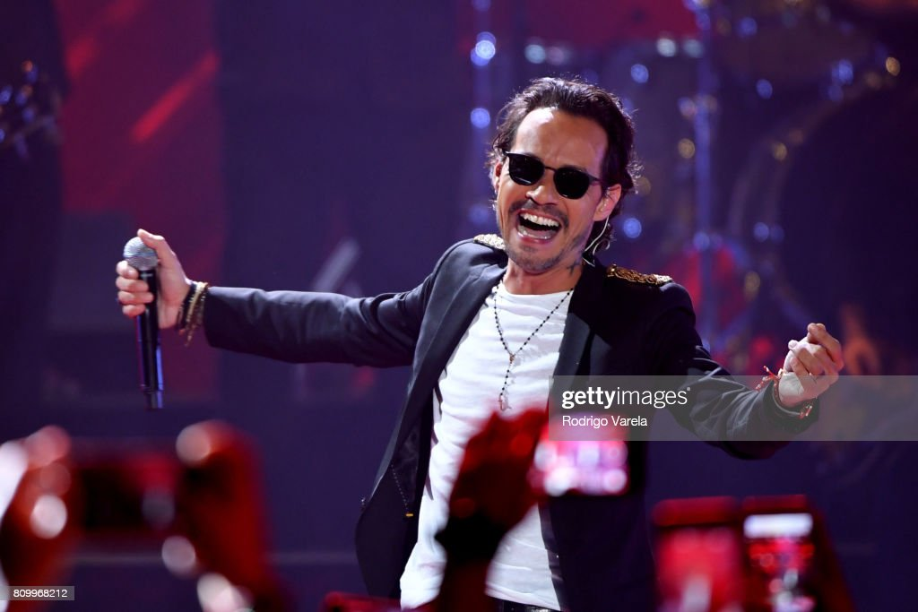 """Univision's """"Premios Juventud"""" 2017 Celebrates The Hottest Musical Artists And Young Latinos Change-Makers - Show : News Photo"""