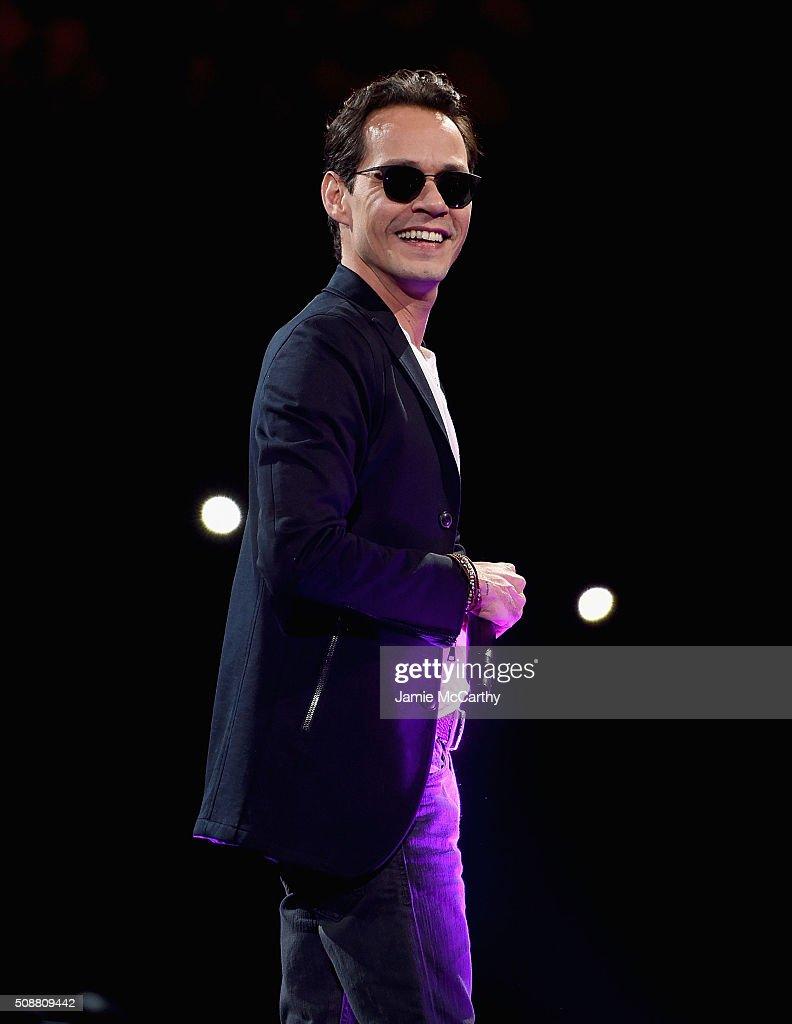 Marc Anthony In Concert - New York, New York : ニュース写真