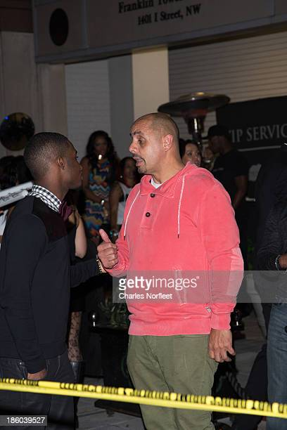Marc Barnes owner of popular night spot The Park at Fourteenth where Chris Brown was among those in attendance just a few hours before his arrest at...
