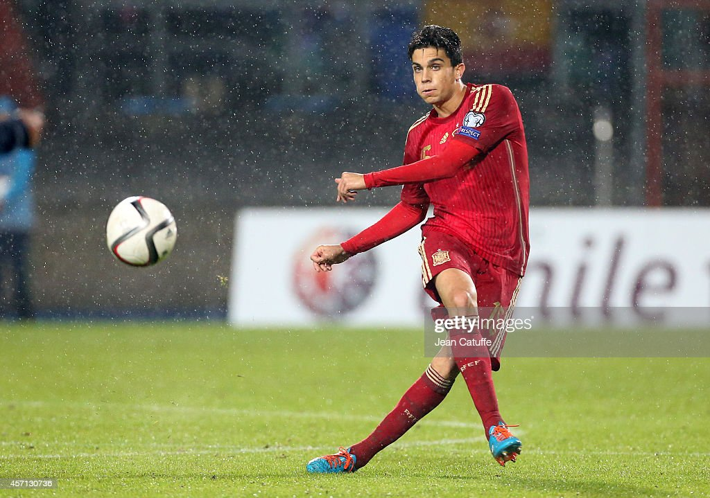 Luxembourg v Spain - EURO 2016 Qualifier : News Photo
