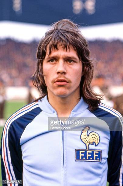 Marc Berdoll of France during the friendly match between France and Tunisia played at Stade du Nord France on May 19th 1978
