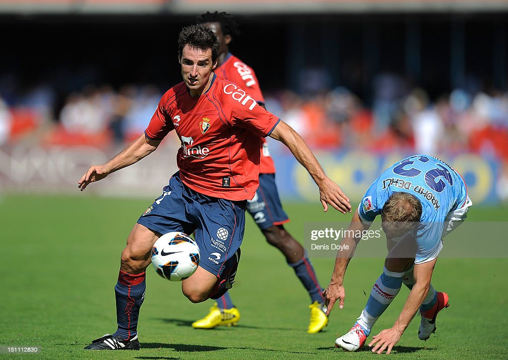 RC Celta de Vigo v CA Osasuna - La Liga : News Photo