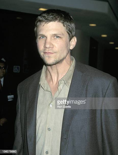 Marc Blucas during 'A Beautiful Mind' Premiere at AMPAS Theatre in Beverly Hills California United States