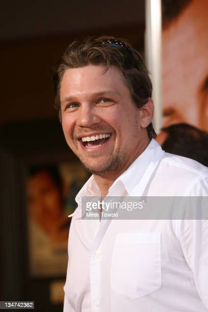 Marc Blucas during 'Click' Los Angeles Premiere at Mann Village Theater in Westwood California United States