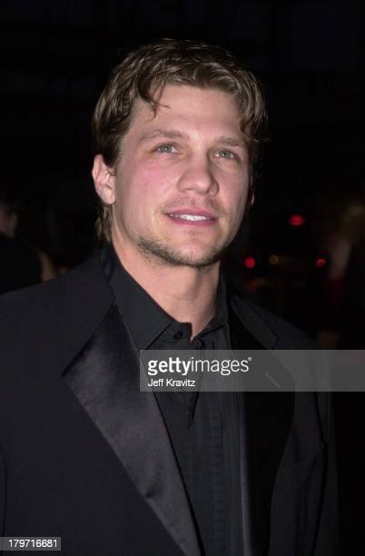 Marc Blucas during Peoples Choice 2001