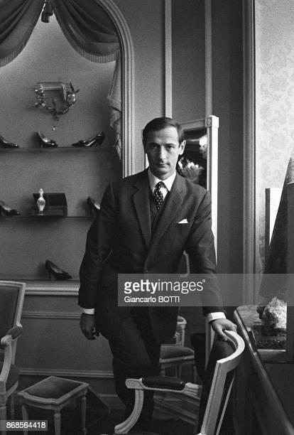 Marc Bohan designer for Dior in France circa 1960