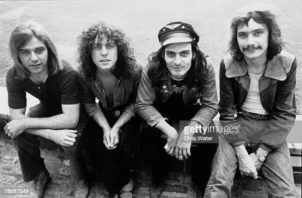 Marc Bolan and T Rex 1971 Mickey Finn Steve Currie Bill Legend