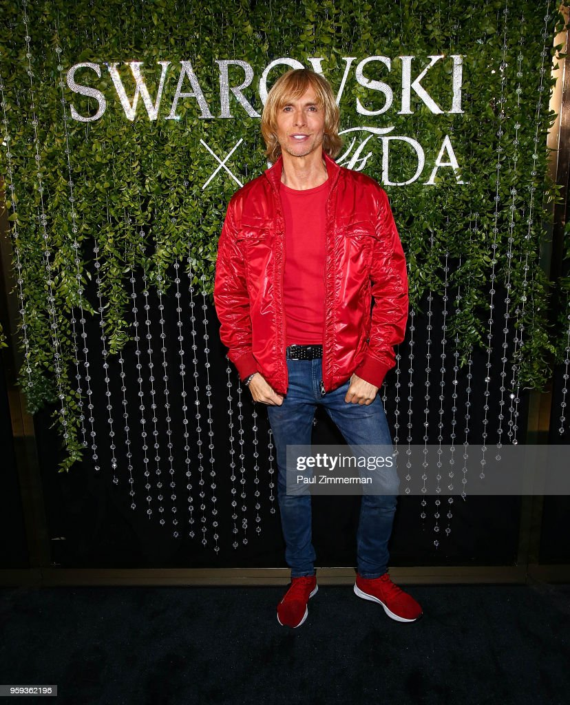 Marc Bouwer attends the 2018 CFDA Fashion Awards' Swarovski Award For Emerging Talent Nominee Cocktail Party at DUMBO House on May 16, 2018 in New York City.