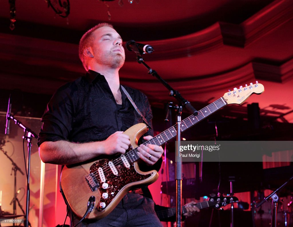 Marc Broussard during An Evening with Larry King and Friends at The Ritz Carlton in Washington, DC, United States.