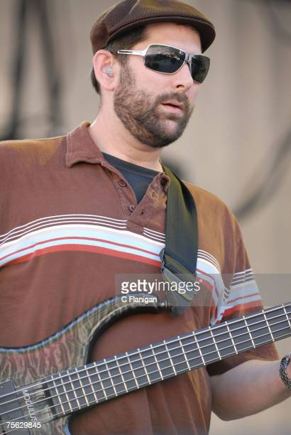 Marc Brownstein of The Disco Biscuits Live in Concert on July 21 2007 in Berkeley USAPhoto by Casey Flanigan/C Flanigan