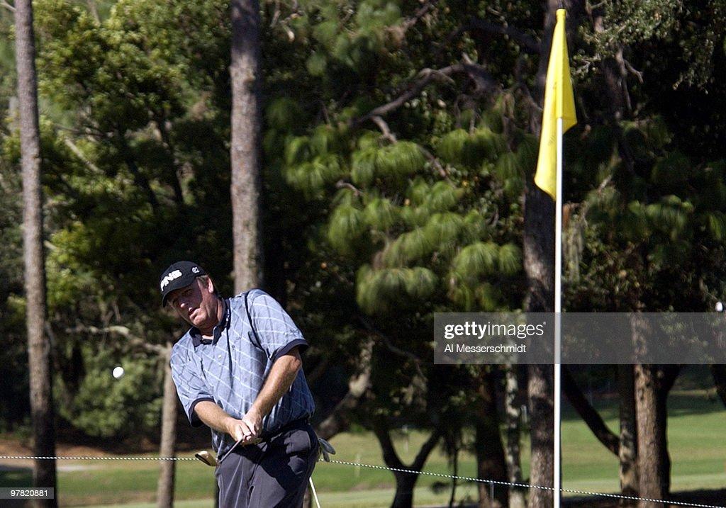 PGA TOUR - 2003 Chrysler Championship - Second Round : Fotografía de noticias