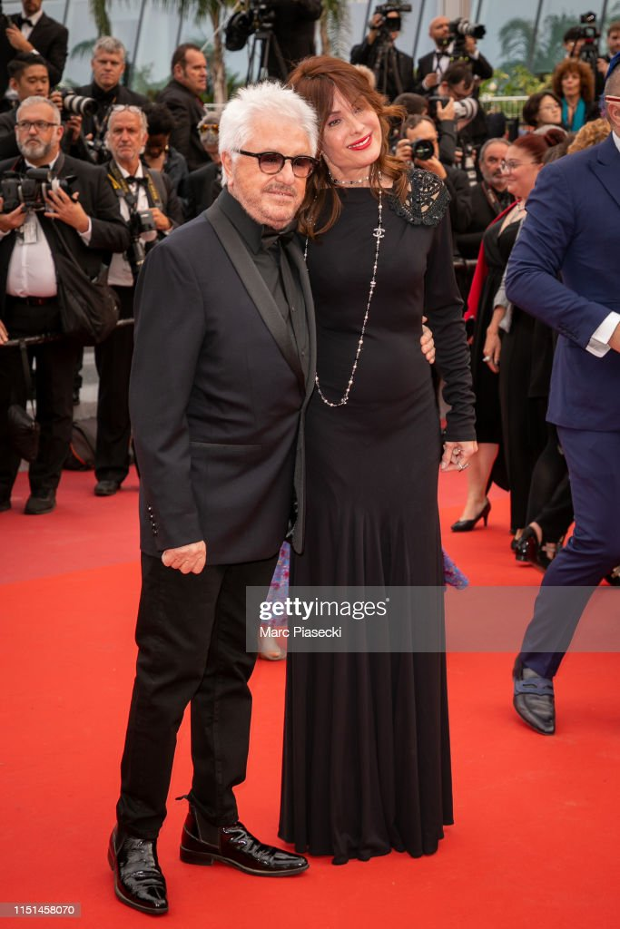 """""""Sibyl""""Red Carpet - The 72nd Annual Cannes Film Festival : Nieuwsfoto's"""