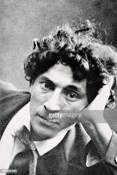Marc Chagall Around 1915 Photography [Marc Chagall Um 1915 Photographie]