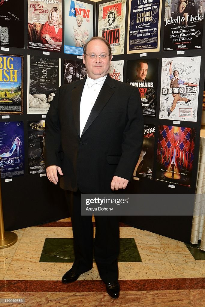 Marc Cherry attends the the Actors Fund's 17th annual Tony Awards viewing party held at Taglyan Cultural Complex on June 9, 2013 in Hollywood, California.