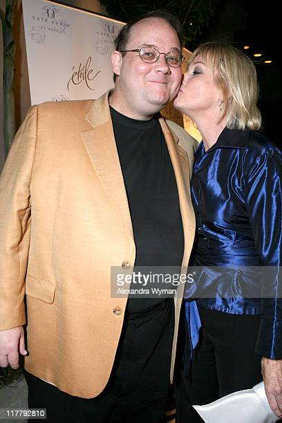 Marc Cherry during Etoile Sparkling Wine Hosts Cate Adair Handbag Launch at Private Residence in Los Angeles, California, United States.
