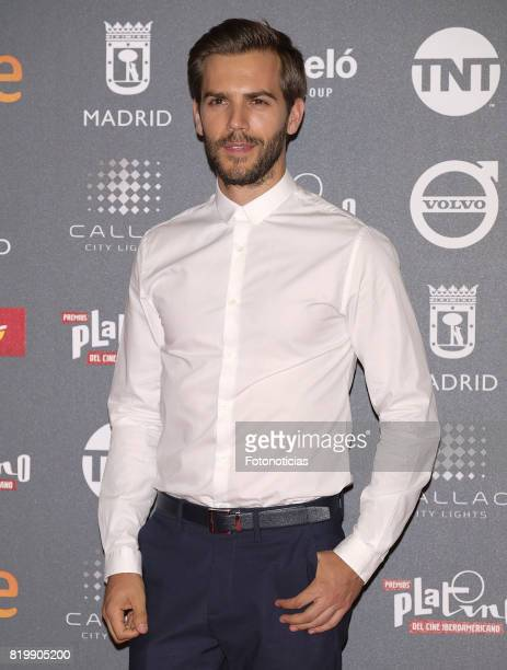 Marc Clotet attends the 2017 Platino Awards Welcome Party at Callao Cinema on July 20 2017 in Madrid Spain