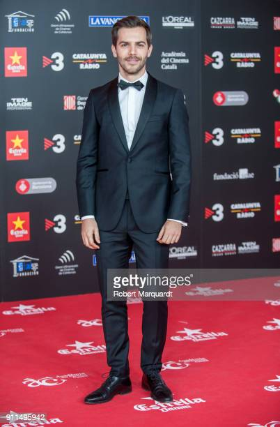 Marc Clotet attends the Gaudi Awards 2018 at the Forum CCIB Auditori on January 28 2018 in Barcelona Spain