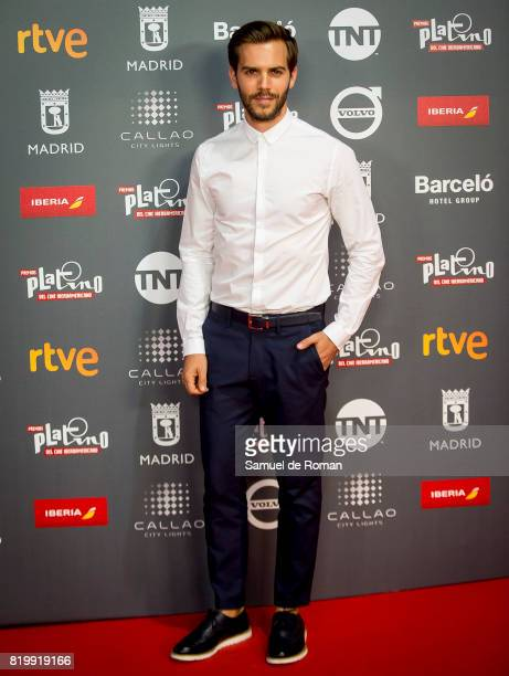 Marc Clotet attends the Platino Awards 2017 Welcome Party on July 20 2017 in Madrid Spain