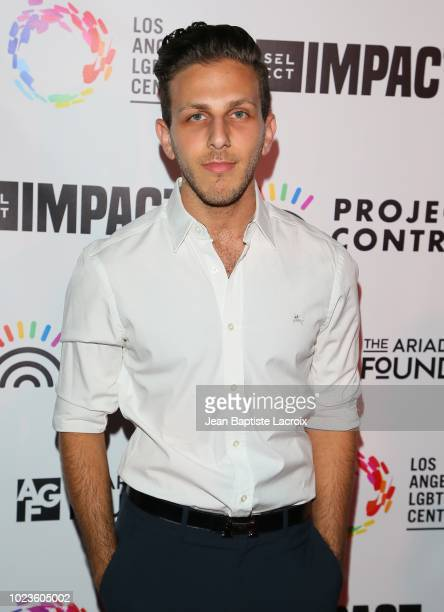 "Marc Cohen attends Select Impact And Project Contrast Present ""Series 3"" Photo Gallery Opening Night Reception Benefitting Los Angeles LGBT Center..."