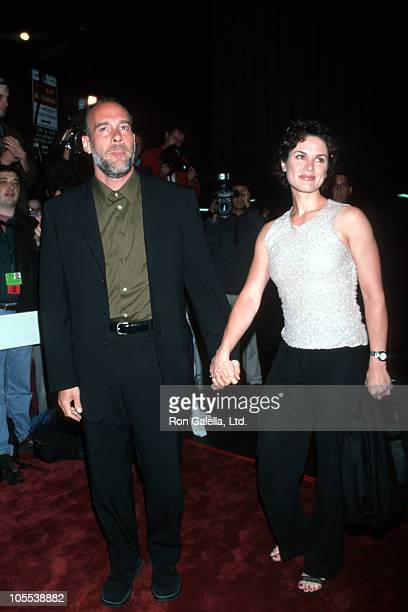 Marc Cohn and Elizabeth Vargas during 'The Story of Us' New York City Premiere at Ziegfeld Theater in New York City New York United States