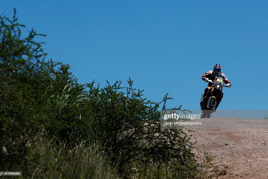 2015 Dakar Rally - Day Thirteen