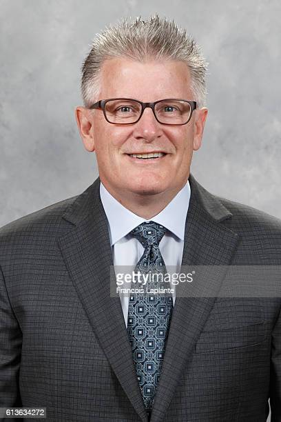 Marc Crawford of the Ottawa Senators poses for his official headshot for the 20162017 season at Canadian Tire Centre on October 1 2016 in Ottawa...