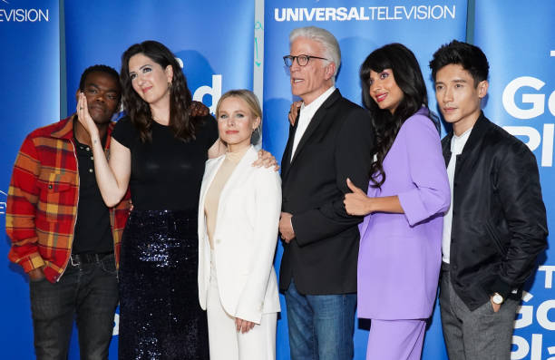 "CA: Universal Television's FYC @ UCB - ""The Good Place"""