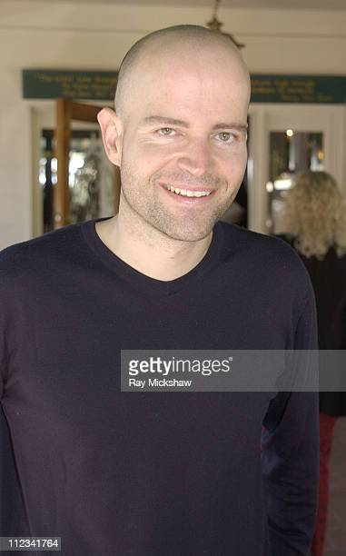 Marc Forster director of 'Monster's Ball' during Directors on Directing Symposia in Santa Barbara California United States