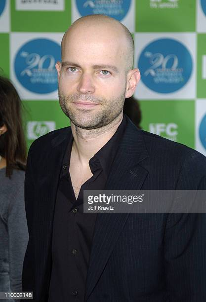 Marc Forster during 20th IFP Independent Spirit Awards Arrivals at Santa Monica Beach in Santa Monica California United States