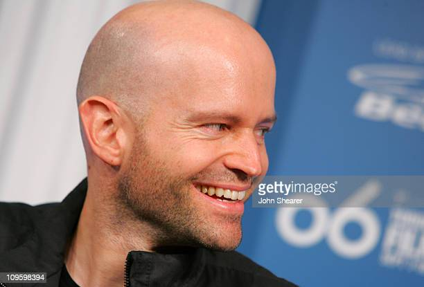 """Marc Forster during 31st Annual Toronto International Film Festival - """"Stranger Than Fiction"""" Press Conference at Sutton Place Hotel in Toronto,..."""