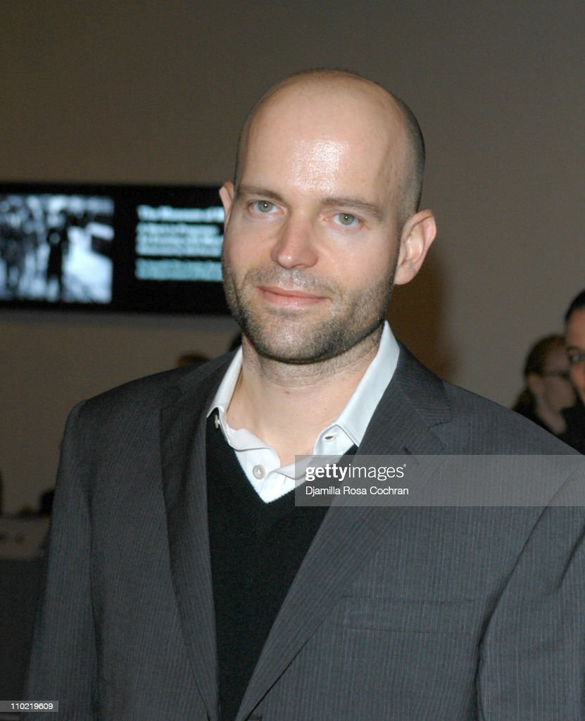 """The Museum of Modern Art Presents """"A Work in Progress: An Evening with Marc Forster"""""""