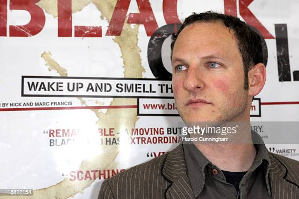 """Marc Francis during """"Black Gold"""" London Premiere - Arrivals at The Curzon Mayfair in London, Great Britain."""