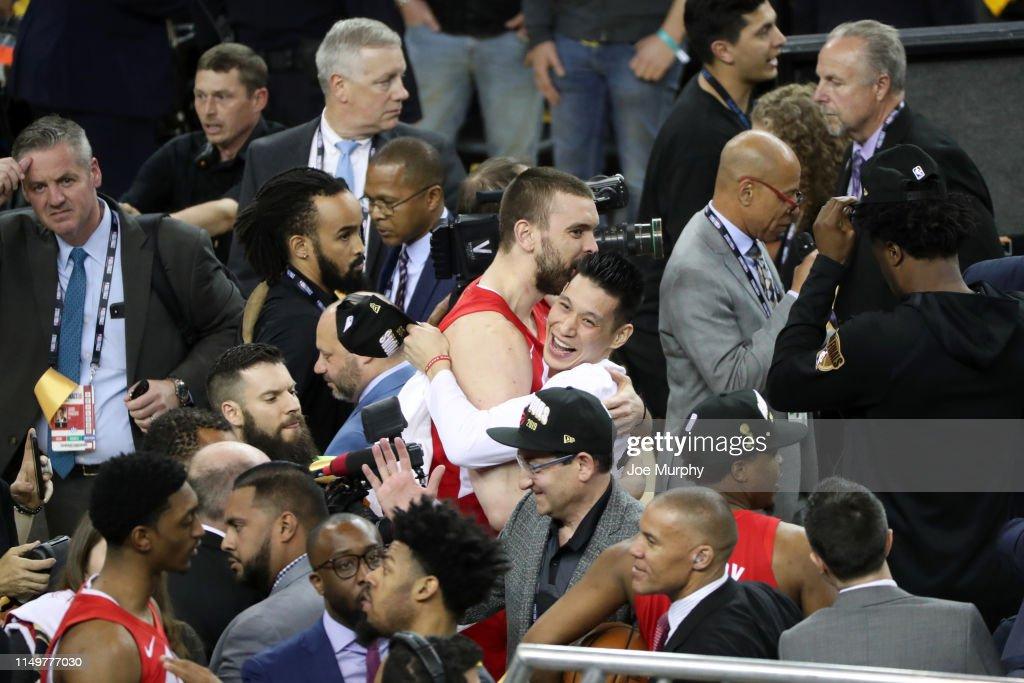 2019 NBA Finals - Toronto Raptors v Golden State Warriors : News Photo