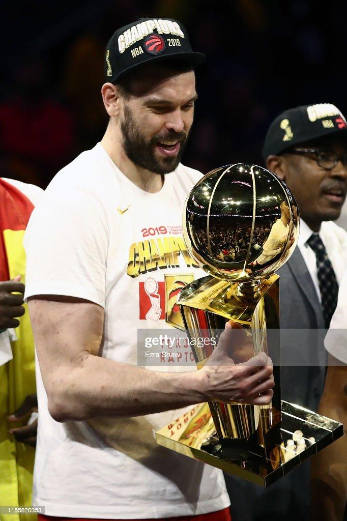 2019 NBA Finals - Game Six : Foto jornalística