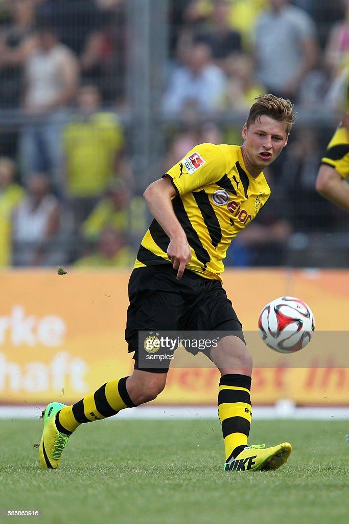 Hornschuh Kassel soccer bundesliga borussia dortmund pre season test pictures