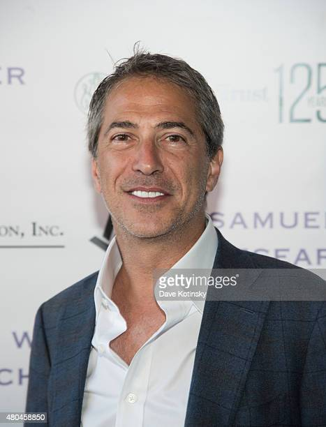 Marc J. Leder attends the Samuel Waxman Cancer Research Foundation 11th Annual A Hamptons Happening on July 11, 2015 in Southampton, New York.