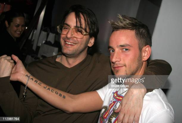 Marc Jacobs and boyfriend Jason Preston