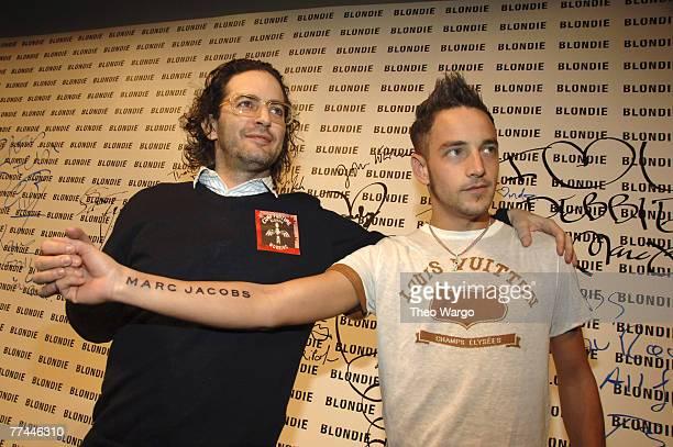 Marc Jacobs and boyfriend Jason Preston