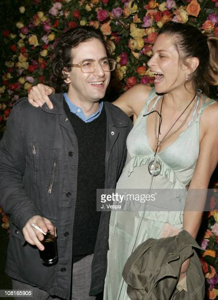 Marc Jacobs and Frankie Rayder during Marc Jacobs Celebrates the Opening of Three Los Angeles Stores Red Carpet at Marc Jacobs Boutique in Los...