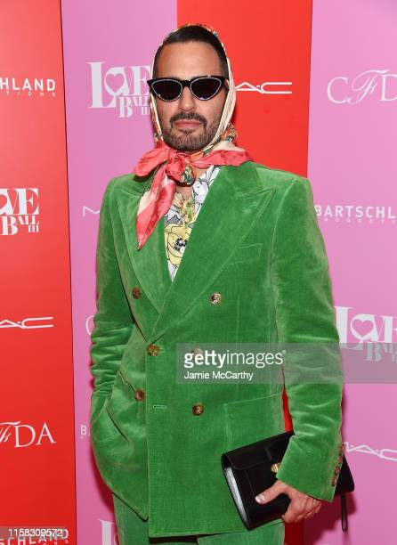 Marc Jacobs attends Love Ball III at Gotham Hall on June 25 2019 in New York City