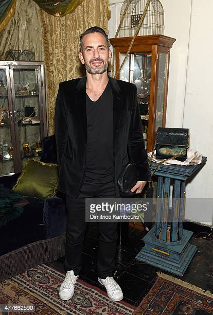Marc Jacobs attends Marc Jacobs And Coty Celebrate DECADENCE on June 18 2015 in New York City