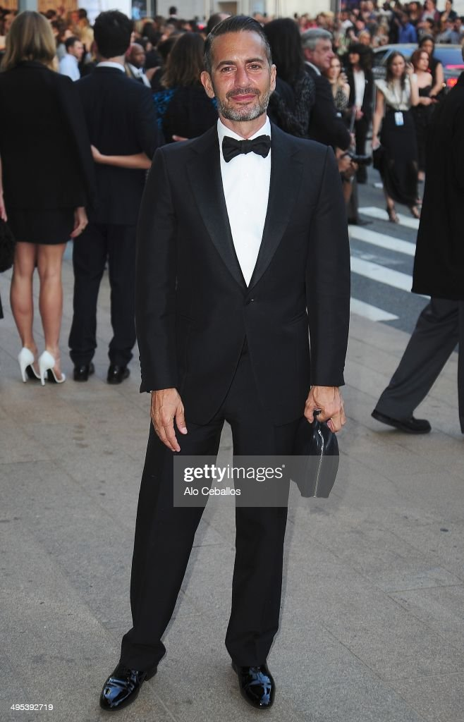 Marc Jacobs attends the 2014 CFDA Fashion Awards>> at Alice Tully Hall, Lincoln Center on June 2, 2014 in New York City.