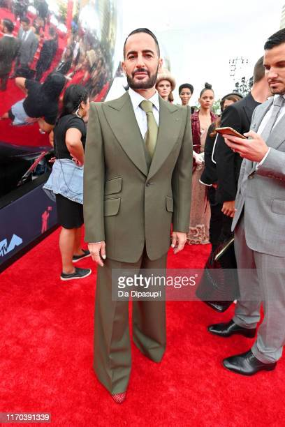 Marc Jacobs attends the 2019 MTV Video Music Awards at Prudential Center on August 26, 2019 in Newark, New Jersey.