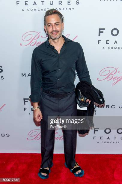Marc Jacobs attends 'The Beguiled' New York premiere at The Metrograph on June 22 2017 in New York City
