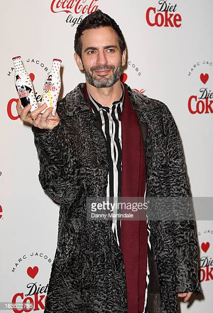 Marc Jacobs attends the launch party announcing Marc Jacobs as the Creative Director for Diet Coke in 2013 on March 11 2013 in London England