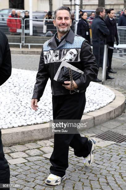Marc Jacobs attends the Miu Miu show as part of the Paris Fashion Week Womenswear Fall/Winter 2018/2019 on March 6 2018 in Paris France
