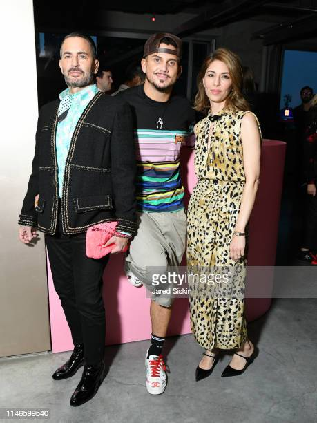 Marc Jacobs Charly Defrancesco and Sofia Coppola attend the Prada Resort 2020 fashion show at Prada Headquarters on May 02 2019 in New York City