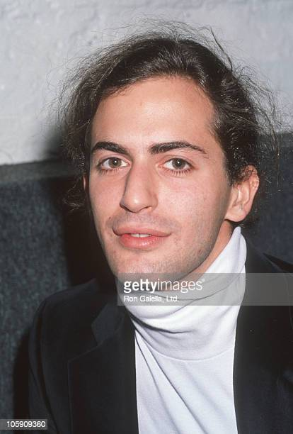 Marc Jacobs during Tanqueray Sterling Ball November 9 1989 at The Sand Factory in New York City New York United States