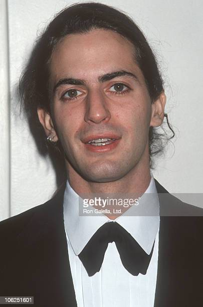Marc Jacobs during The Lighthouse Winter Nigh Benefit Honors Lawrence J Aiken at Plaza Hotel in New York City New York United States